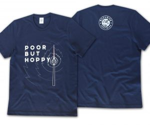 BRÄUGIER Poor but hoppy T-Shirt