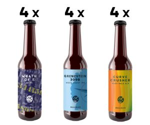 BRÄUGIER Brewpub Mixed Pack