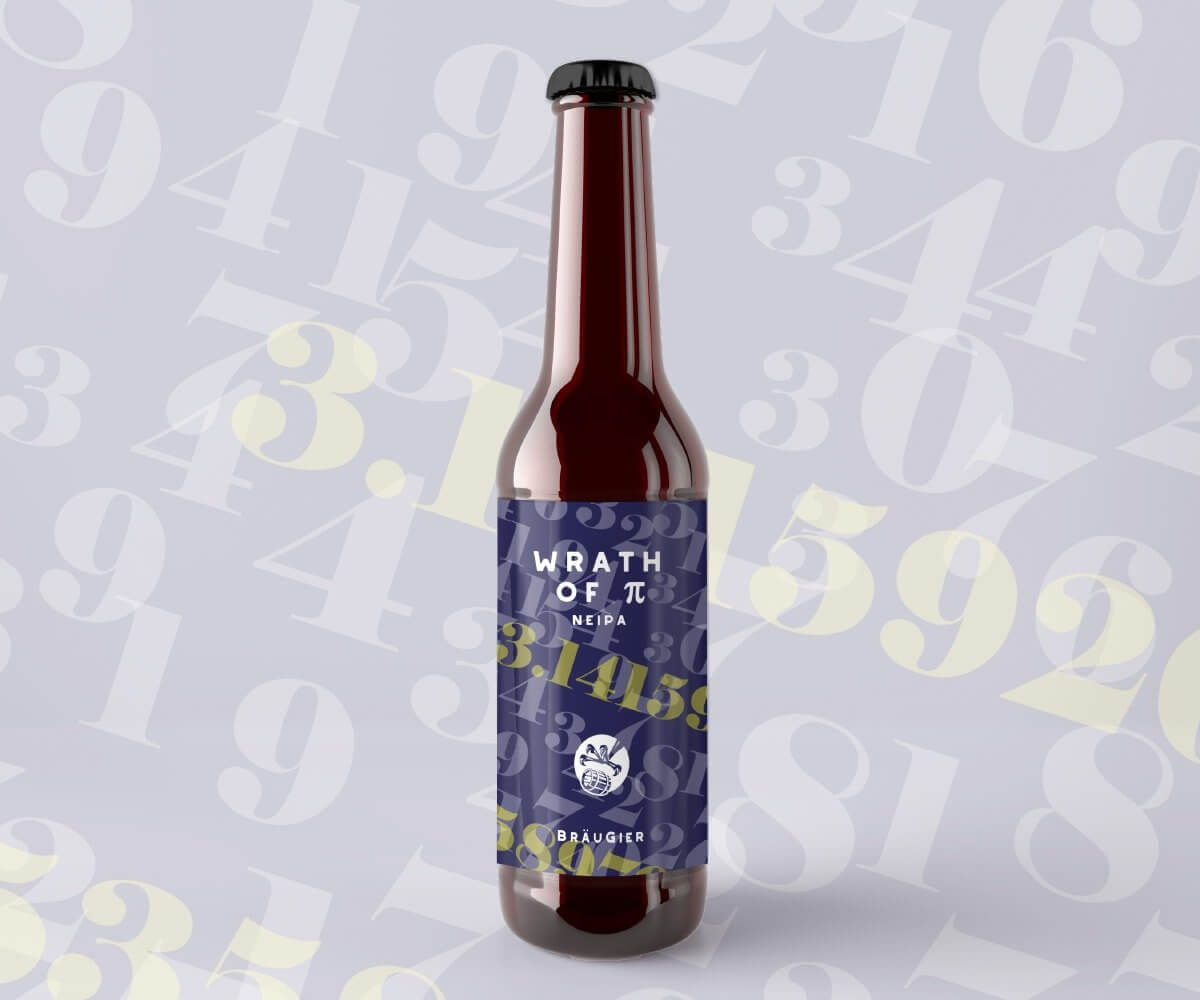 Wrath of Pi Bottle Photo