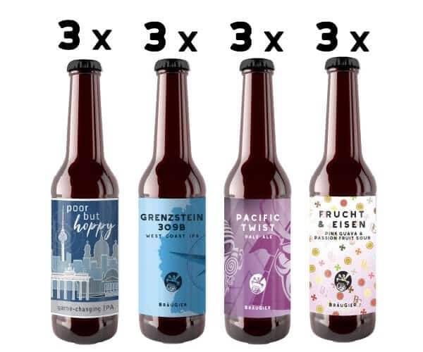 BRÄUGIER Mixed Pack