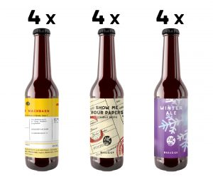 BRÄUGIER Mixed Pack