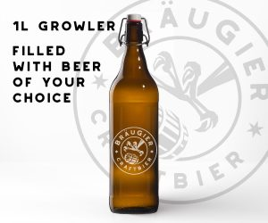 BRÄUGIER Growler