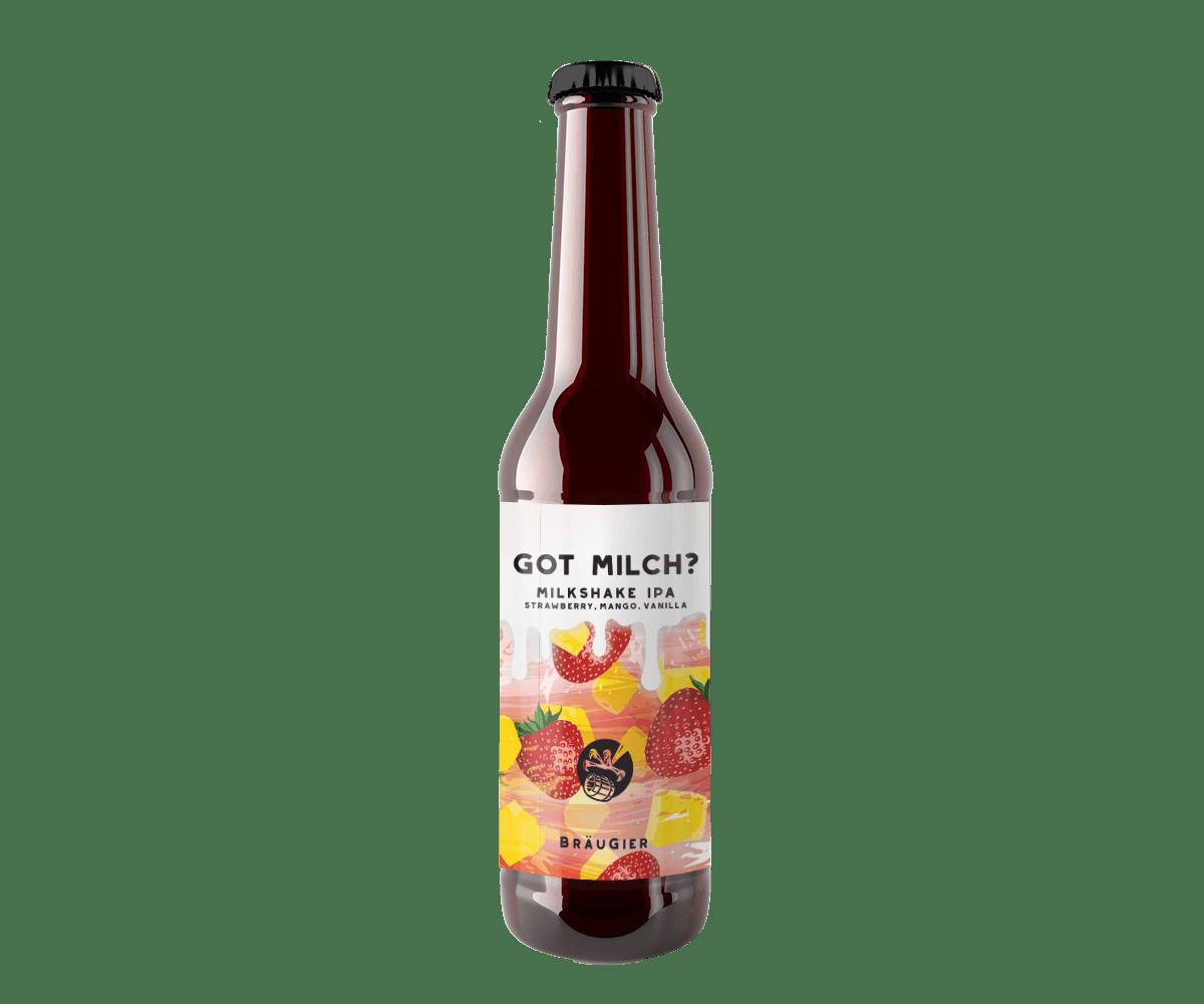 BRÄUGIER Got Milch Milkshake IPA